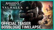 Assassin's Creed Valhalla Official Teaser with BossLogic – Timelapse Ubisoft NA