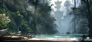 ACIV Jungle Navire concept 4