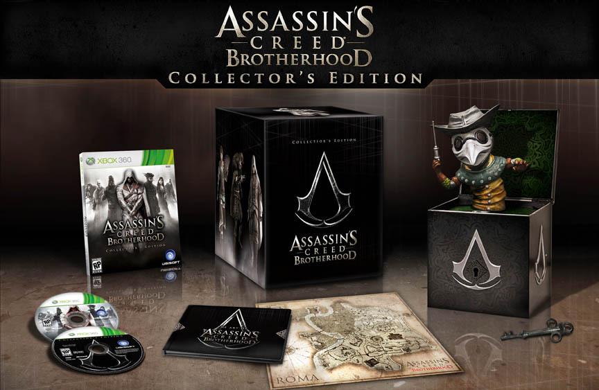 Altaïr/USA gets Collector's Edition.