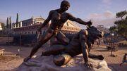 ACOd-Statue-TheseusMinotaur-f