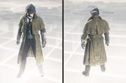 ACS Huntsman outfit