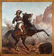 Portrait du général DUMAS par Olivier Pichat