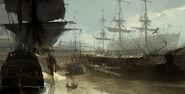 ACIII Boston Chantier naval concept