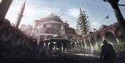 ACR Hagia Sophia - Concept Art