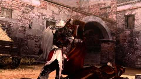Assassin's Creed Brotherhood DLC4 - Teaser