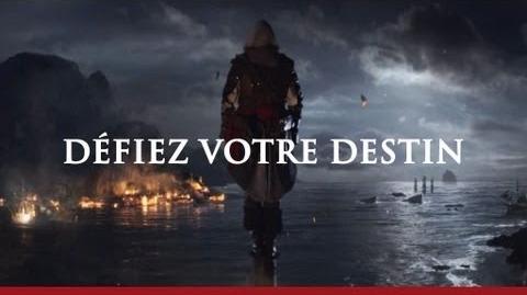 DÉFIEZ VOTRE DESTIN Assassin's Creed 4 Black Flag FR - OFFICIEL