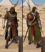 ACO Persian Guard outfit