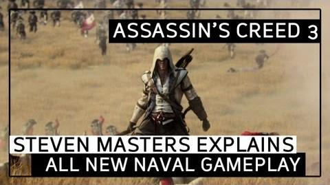 Assassin's Creed 3 - 5mins of Naval gameplay explained