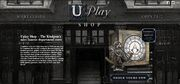 Search Engine - Uplay