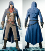 ACU Arno's Tailored Outfit