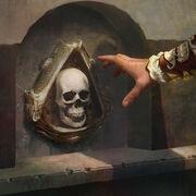 ACBV Secret Entrance - Concept Art