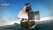 Assassin's Creed IV - Rammer Brigs 4 by greyson