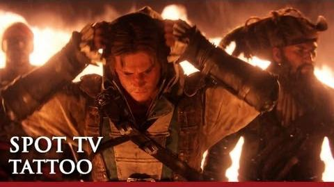Assassin's Creed IV Black Flag -- Spot TV Tattoo FR