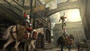 Assassinat sur un cavalier