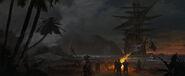 ACIV Pirates Plage concept
