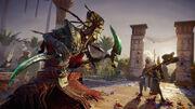 ACO CotP - Nefertit Battle