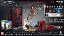 ACOdyssey Spartan Edition