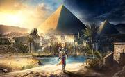 Assassin's Creed Origins Keyart 1