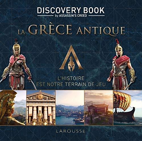 Discovery Book: La Grèce antique