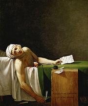 Jacques-Louis David - La Mort de Marat.jpg