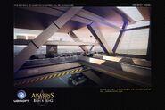 ACIV Abstergo Entertainment Parking concept