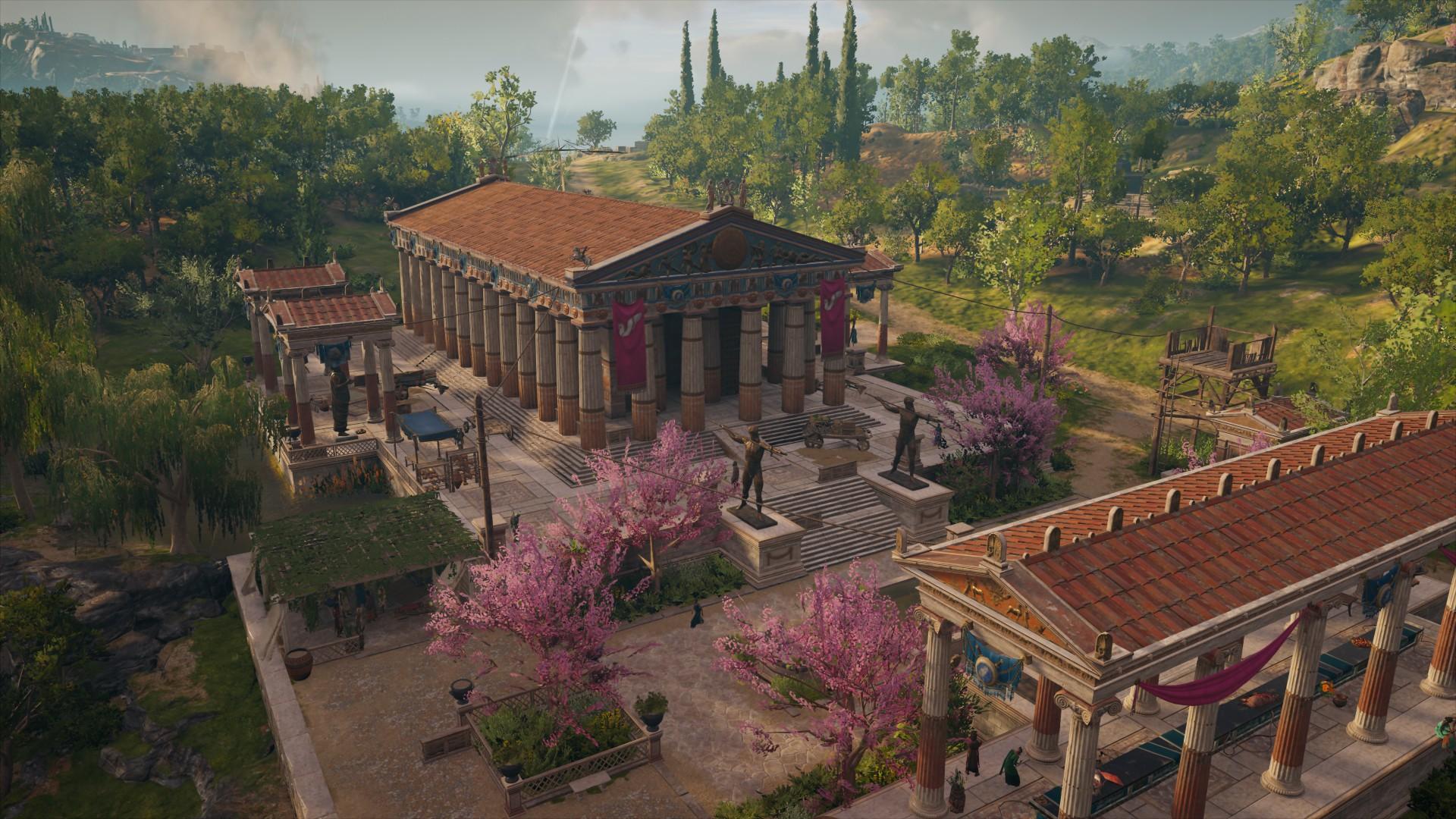 Temple of Poseidon, Isthmia