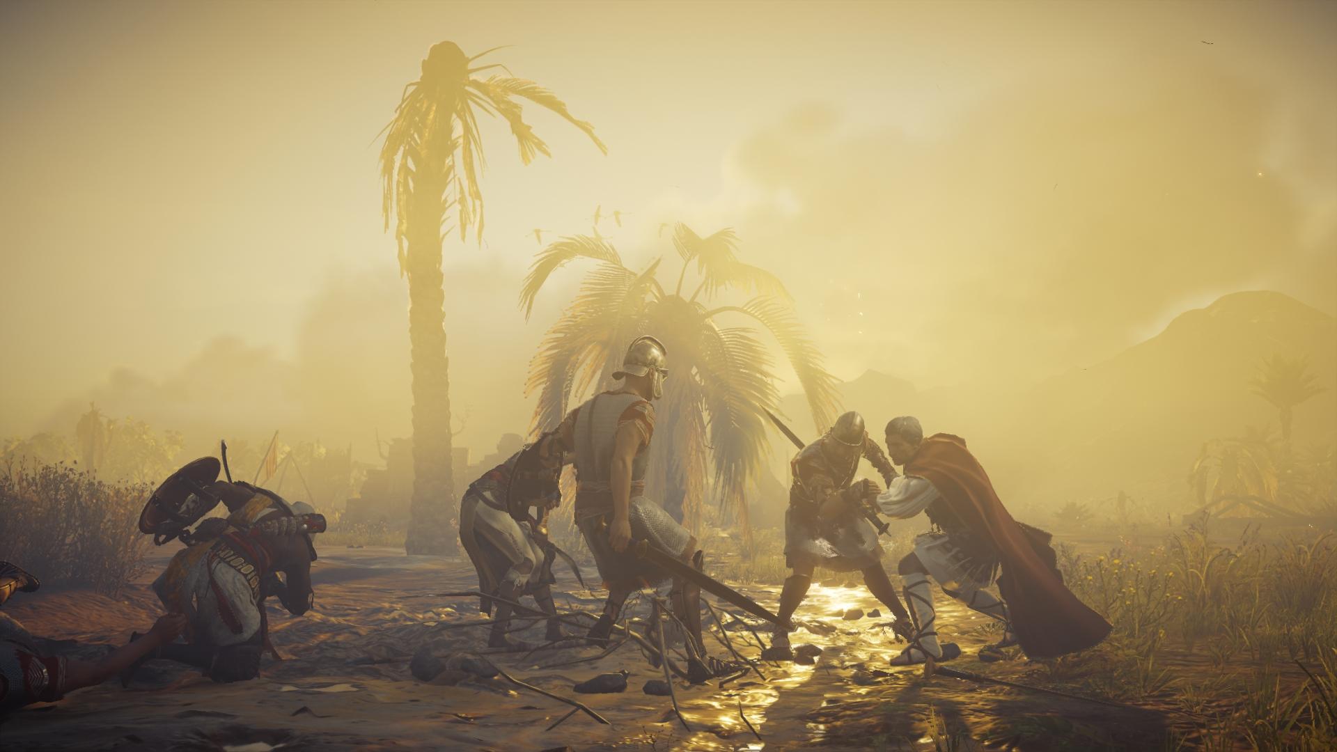 La bataille du Nil