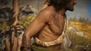 ACOd-bandit-tattoo-chestarm