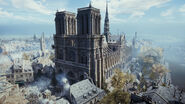 ACU Notre Dame de Paris