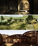 Assassins Creed 2 panoramas