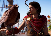 Kassandra and Ikaros