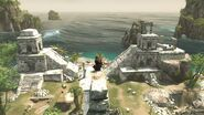 Sacrifice Island synchro