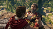 The Wolf of Sparta - Kassandras choice - Assassins Creed Odyssey