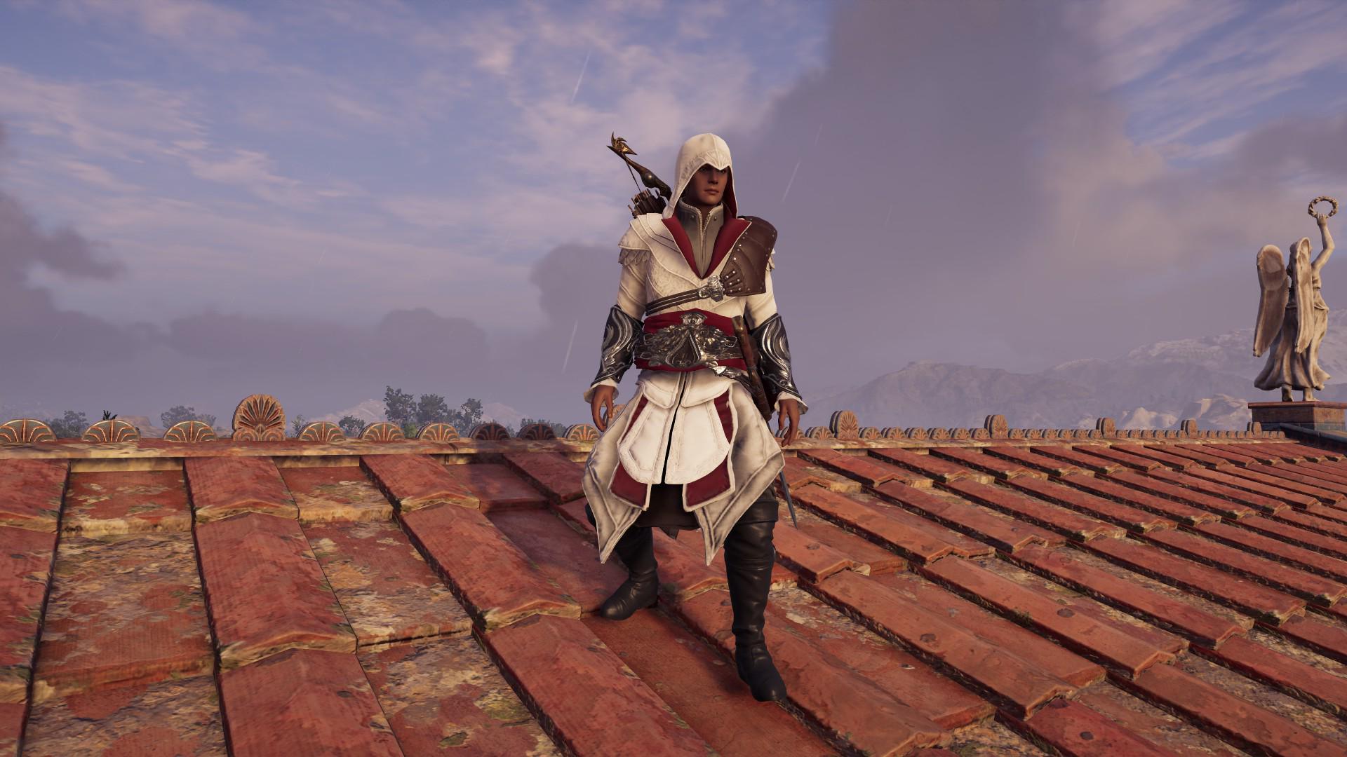 Ezio's Roman Set