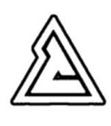 Pirwsze logo Abstergo