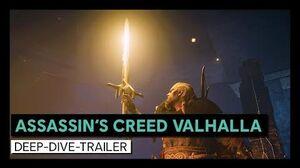 Assassin's Creed Valhalla Deep-Dive-Trailer