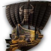 ACOD The Raging Bull Ship Design