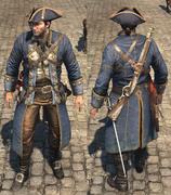 ACRG Commander outfit