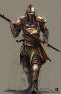 ACR Soldat ottoman concept