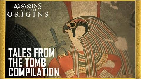 Assassin's Creed Origins Tales From The Tomb Compilation Trailer Ubisoft US