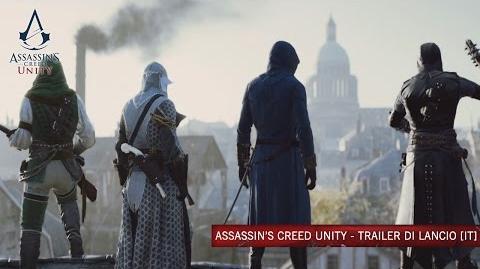 Assassin's Creed Unity - Trailer di Lancio IT XBL