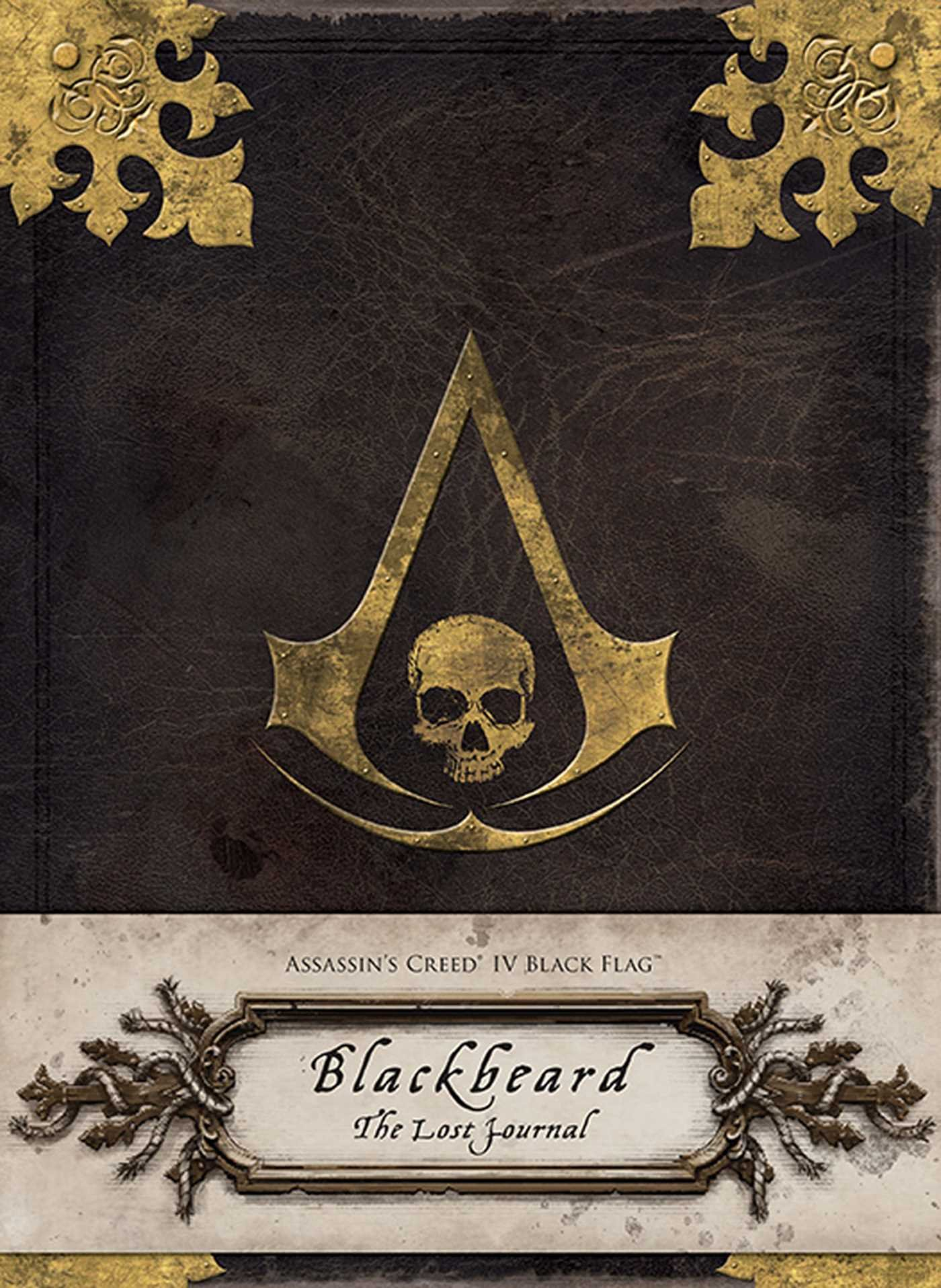 Assassin's Creed IV Black Flag: Blackbeard – The Lost Journal