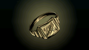 ACP Treasure Royal Navy Ring