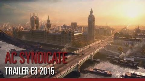 Assassin's Creed Syndicate - Trailer E3 2015