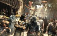 Ezio e Yusuf