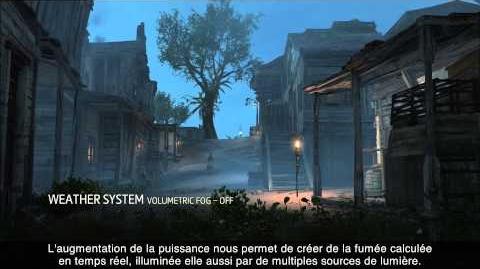 La création d'un monde ouvert Next-Gen Assassin's Creed IV Black Flag FR