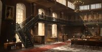 ACS Interior - Concept Art