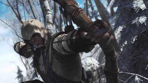 Assassin's Creed 3 - Teaser - Premier trailer de gameplay FR