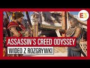 Assassin's Creed Odyssey – wideo z rozgrywki z targów E3 2018