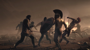 Memories Awoken - Battle of Thermopylai - Assassins Creed Odyssey